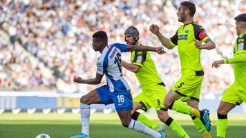 Erster Saisonsieg - Hertha zwischen Anspruch und Wirklichkeit: Saison beginnt