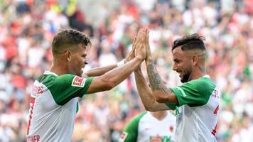 Fakten und Statistiken: Elf Zahlen zum 5. Spieltag der Fußball-Bundesliga