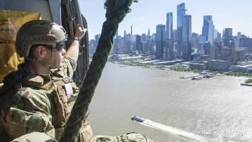 Klimakrise: Wie New York gegen den steigenden Meeresspiegel kämpft