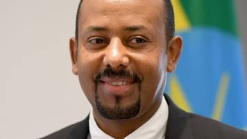 Hessischer Friedenspreis für Äthiopiens Regierungschef