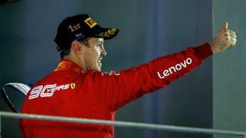 Interview - Vettel: Ich habe nicht an mir gezweifelt
