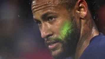 ligue 1: neymar beschert paris saint-germain späten sieg in lyon