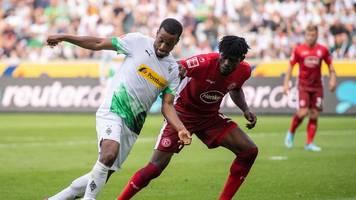 Mönchengladbach gewinnt nach Aufholjagd gegen Düsseldorf