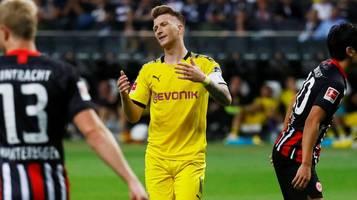 Nach Topspiel bei Eintracht Frankfurt: Ausraster von Marco Reus im Live-TV