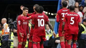 premier league: liverpool setzt siegesserie fort - man city mit kantersieg