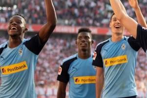 Gladbach - Düsseldorf im Live-Ticker: Spielplan und Ergebnisse