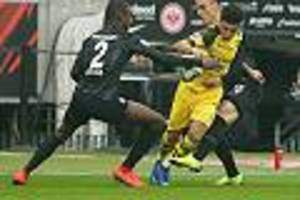 Bundesliga - Live-Ticker: BVB zu Gast in Frankfurt - Favre baut auf Barca-Startelf
