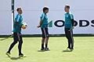 nationalmannschaft - bundestrainer löw äußert sich zur torwart-debatte um neuer und ter stegen