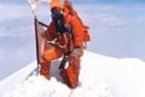 Am 22. September - Junko Tabei im Google Doodle: Das ist die erste Frau auf dem Everest