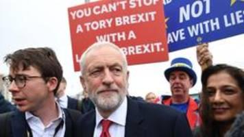 brexit-kurs: labour vertagt entscheidung