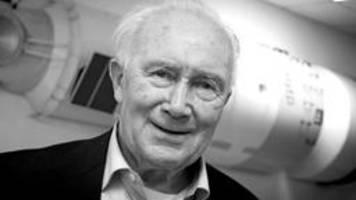 Erster deutscher Raumfahrer Sigmund Jähn gestorben