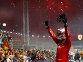 Formel 1 in Singapur: Vettel fährt wie ein viermaliger Weltmeister
