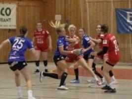 handball: der extraschluck für platz eins