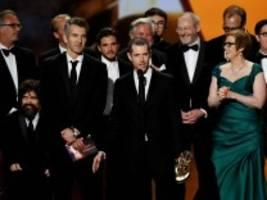 TV-Preis: Game of Thrones stellt bei Emmys eigenen Rekord ein