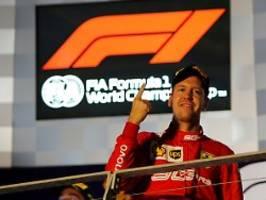 Formel-1-Lehren aus Singapur: Vettel hat's noch drauf, Leclerc fehlt Reife