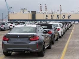 folgen eines harten brexit: europas autobauer warnen vor erdbeben