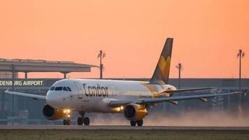 Thomas-Cook-Pleite : Condor darf Thomas-Cook-Fluggäste nicht mehr ans Reiseziel bringen
