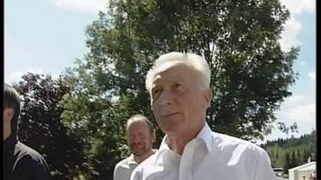 Video: Sigmund Jähn, der erste Deutsche im All, ist tot.