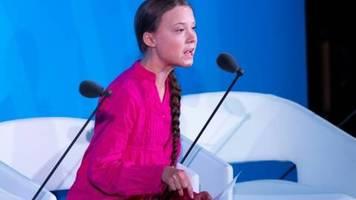 Greta Thunberg wirft Politik eklatantes Versagen beim Klimaschutz vor
