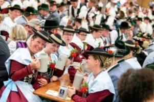 Wiesn-Trends 2019: Oktoberfest: So sauber, ökologisch und bunt ist es 2019