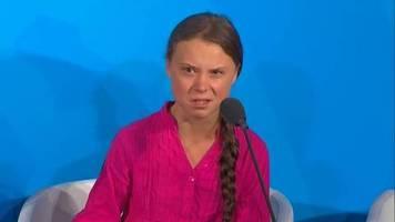 Emotionale Rede: Was erlaubt Ihr Euch? Greta Thunberg ließt den Politikern beim UN-Klimagipfel die Leviten