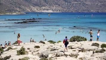 News von heute : Pleite von Thomas Cook: Erdbeben Stärke 7 für griechischen Tourismus
