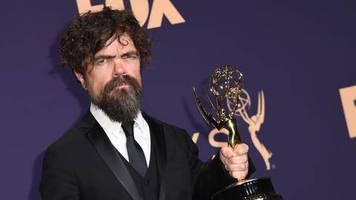 US-Fernsehpreise: Game of Thrones dreht letzte Ehrenrunde bei den Emmys und stellt eigenen Rekord ein