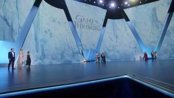 Video: Game of Thrones und Fleabag räumen bei Emmys ab