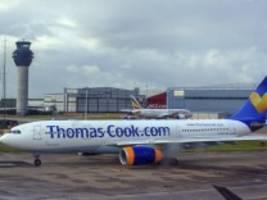 Tourismus: Thomas Cook stellt Geschäft ein