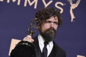 TV-Preise: Game of Thrones räumt bei den Emmys ab