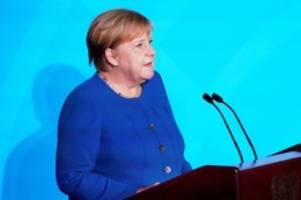 """Weltklima-Gipfel: Merkel bei UN-Gipfel: """"Haben den Weckruf der Jugend gehört"""""""