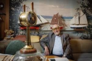 zeitzeuge: der 100-jährige, der geschichte ein gesicht gibt