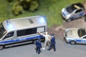 Hamburg: So unterstützt das Miniatur Wunderland die Polizei