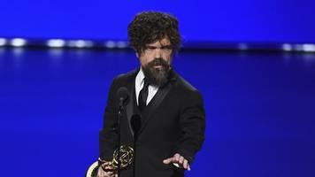 TV-Preise Emmys: Game of Thrones dreht zum Abschied Ehrenrunde