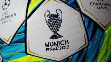 Fußball-Königsklasse: München vor Zuschlag für Champions-League-Finale 2022