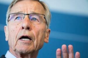 Ex-Minister Clement kritisiert Regierung: Steuern unvorbereitet auf Rezession zu