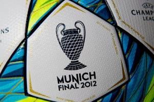wieder ein finale dahoam: champions-league-finale 2022 in münchen?