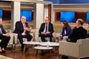 """TV-Kolumne  - Bei """"Anne Will"""" zeigt sich, dass der Klimakrisen-Hype Politik und TV nicht gut tut"""