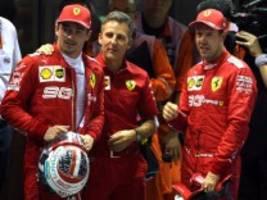 Formel 1 in Singapur: Hat der richtige Ferrari gewonnen?