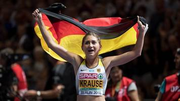leichtathletik - nach bronze 2015 und sturz 2017: krauses nächster wm-traum
