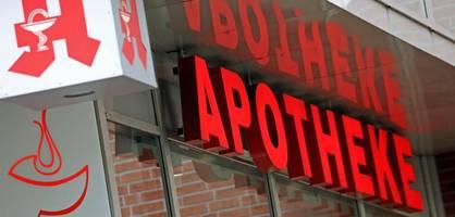 """apothekenschließungen - """"wir wollen die bürgerinnen und bürger schützen"""""""