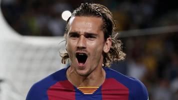 fc barcelona: verstoß bei griezmann-wechsel kostet nur 300 euro