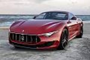 Schluss mit V8-Sound? - Aus der Traum vom Hubraum: Maserati kündigt neue Elektro- und Hybridmodelle an