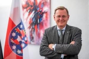 wahlkampf: ramelow empfiehlt seiner links-partei eine grunderneuerung