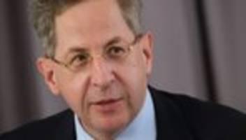 ex-verfassungsschutz-chef: hans-georg maaßen wechselt zur kanzlei höcker