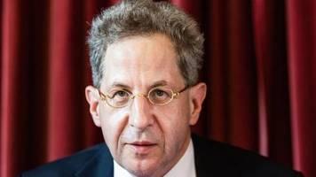 kölner kanzlei: ex-verfassungsschutz-chef maaßen hat einen neuen job