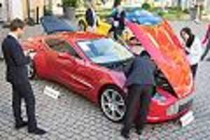 In der Schweiz - Für 21 Millionen Euro: Luxusautos von Präsidentensohn kommen unter den Hammer