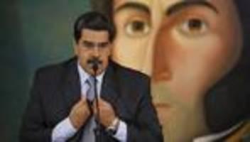 venezuela: nicolás maduro will neue gespräche über 55 milliarden euro auslandsschulden