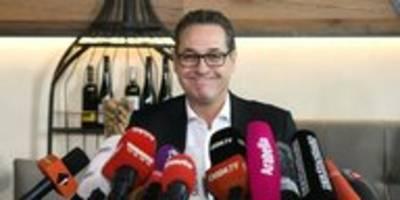 nach der Österreich-wahl: ex-fpÖ-chef strache wirft hin