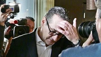wahl,  ibiza,  spesenaffäre: ex-fpÖ-chef strache zieht sich aus der politik zurück